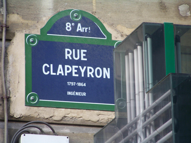 Clausius Clapeyron Gleichung